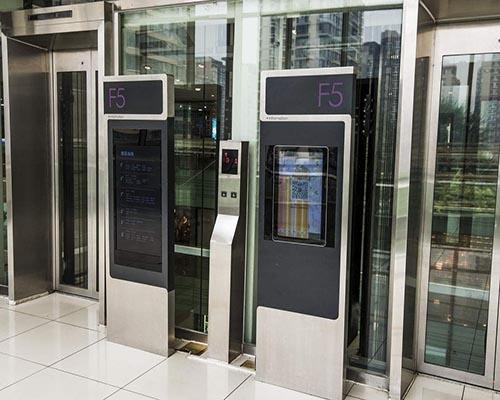 载货电梯可以载人吗